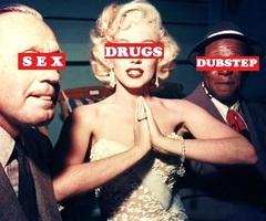 Marilyn Monroe and Jack Benny circa 1950s  ** I.V.