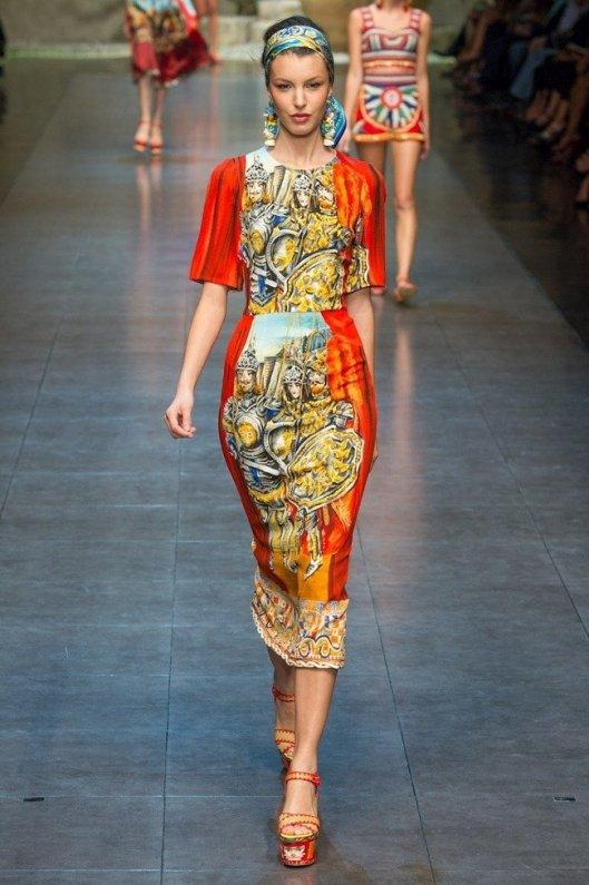 milan-fashion-week-dolce-gabbana-spring-2013